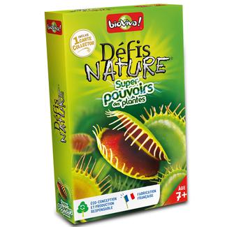 BioViva Défis Nature - Super pouvoirs des plantes [French]