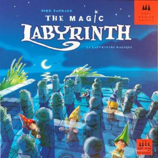Drei Magier Spiele Labyrinthe magique (le) [multilingue]
