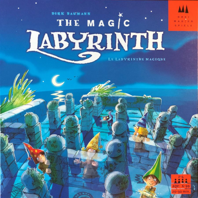 Drei Magier Spiele Magic Labyrinth (the) [Multi]