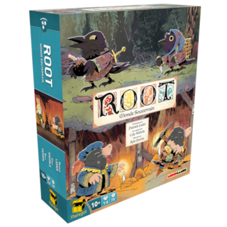 Matagot Root : Monde souterrain [French]