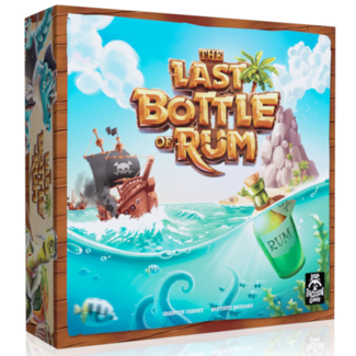 MJ Games The Last Bottle of Rum [French]