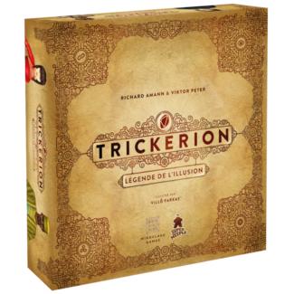 Super Meeple Trickerion - Légende de l'illusion [French]