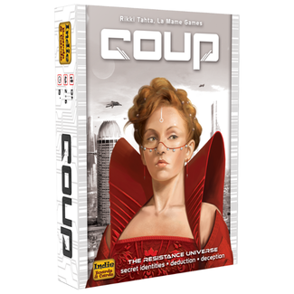 Indie Boards & Cards Coup [anglais]