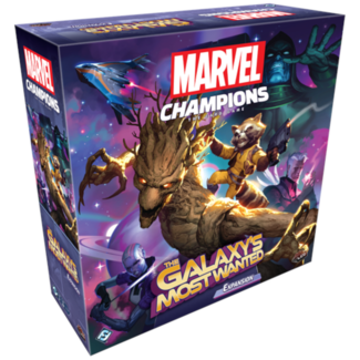 Fantasy Flight Games Marvel Champions (LCG) : The Galaxy Most Wanted [English]