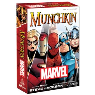 USAopoly Munchkin - Marvel [English]