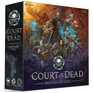 USAopoly Court of the Dead - Mourners Call [English]