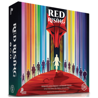 Stonemaier Games Red Rising [anglais]