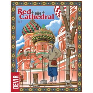 Devir Red Cathedral [anglais]
