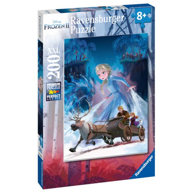 Ravensburger Disney - Frozen 2 : Mysterious Forest (200 pieces)