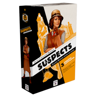 Studio H Suspects [French]