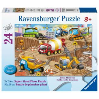Ravensburger Fun sur le chantier (24 pièces)