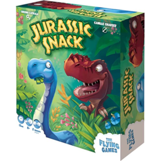 The Flying Games Jurassic Snack - XXL [multilingue]