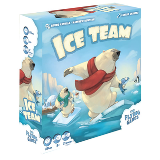 The Flying Games Ice team - XXL [multilingue]