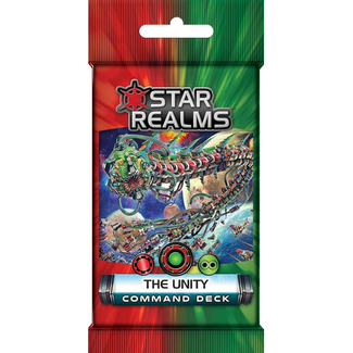 White Wizard Games Star Realms : The Unity [anglais]
