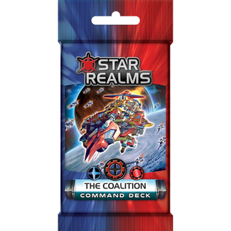 White Wizard Games Star Realms : The Coalition [anglais]