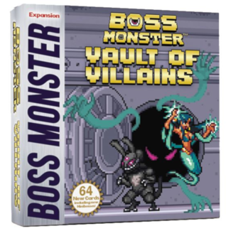Brotherwise Games Boss Monster - Mini Boss : Vault of Villains  [English]