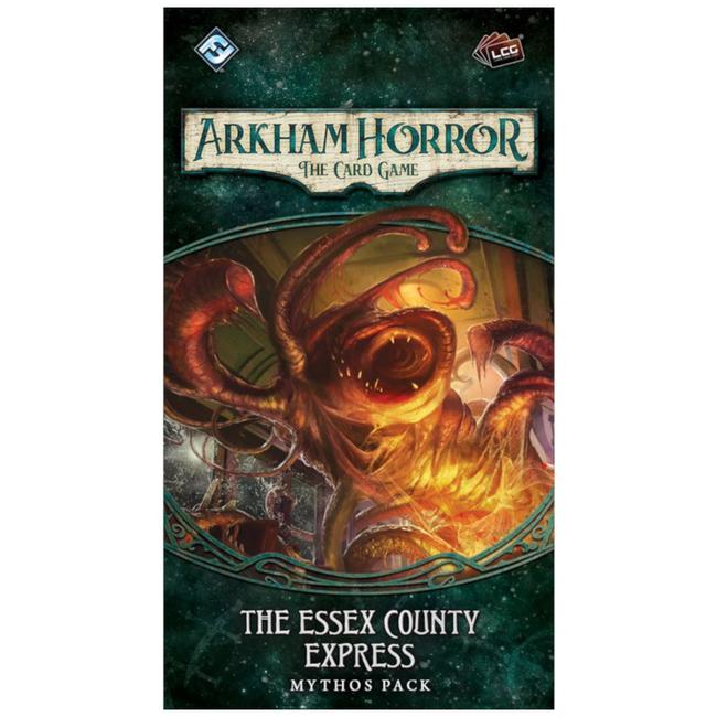 Fantasy Flight Games Arkham Horror (LCG) : The Essex County Express [English]