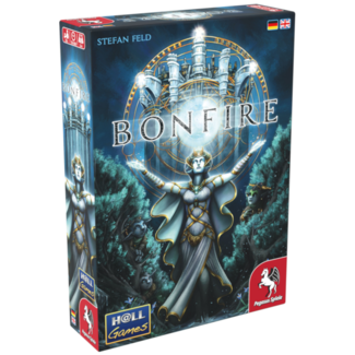 Pegasus Spiele Bonfire [anglais]