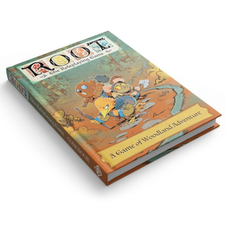 Leder Games Root - The Tabletop RPG - Core Rulebook [anglais]