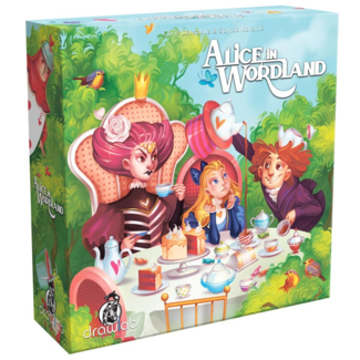 Intrafin Alice au pays des mots [French]