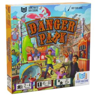 Story Machine Danger Park [anglais]