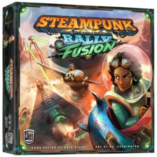 Roxley Games Steampunk Rally -  Fusion [anglais]