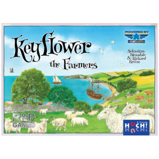 HUCH! Keyflower : The Farmers [multilingue]