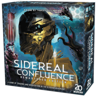 WizKids Sidereal Confluence (Remastered Edition) [anglais]