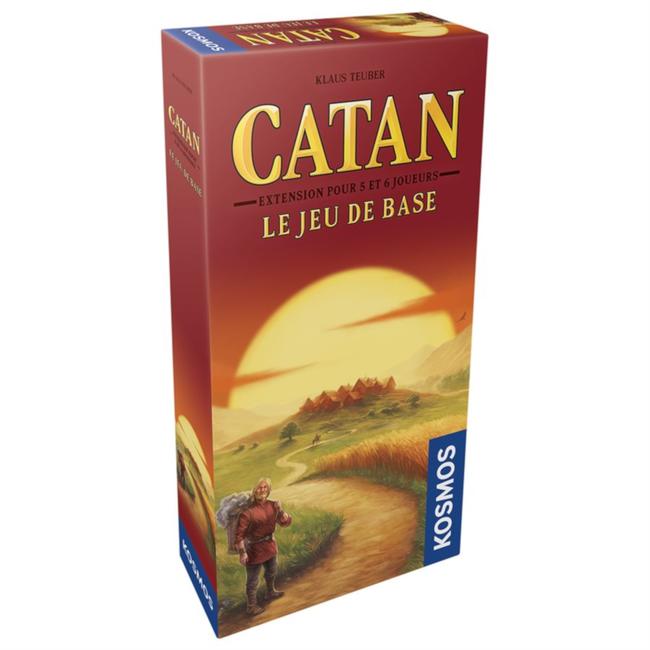 Kosmos Catan : 5-6 joueurs [français]