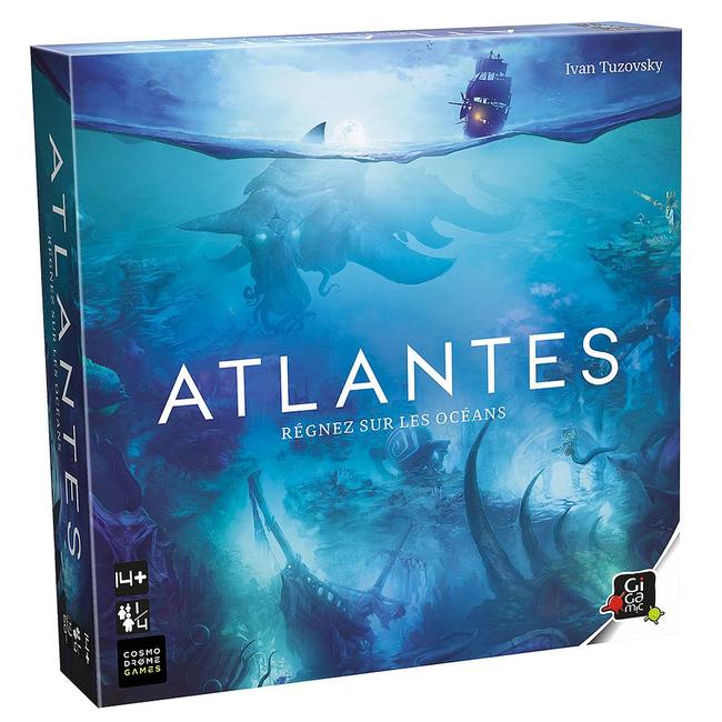Gigamic Atlantes [French]