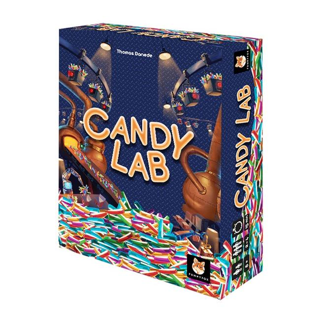 Funny Fox [DÉMO] Candy Lab [French]