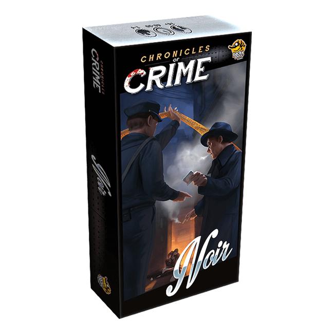 Lucky Duck Games Chronicles of Crime : Noir [français]