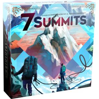 Deep Water Games 7 Summits [anglais]