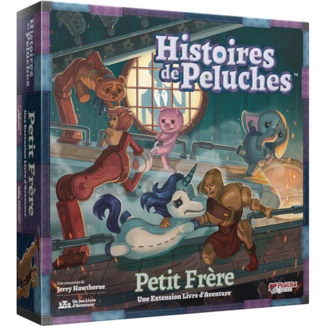 Plaid Hat Games Histoires de Peluches : Petit frère [French]