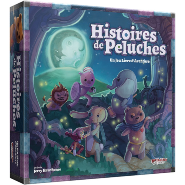 Plaid Hat Games Histoires de Peluches [French]