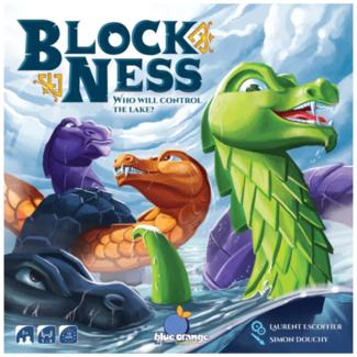 Blue Orange Block Ness [Multi]