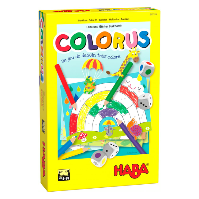 Haba Colorus [French]