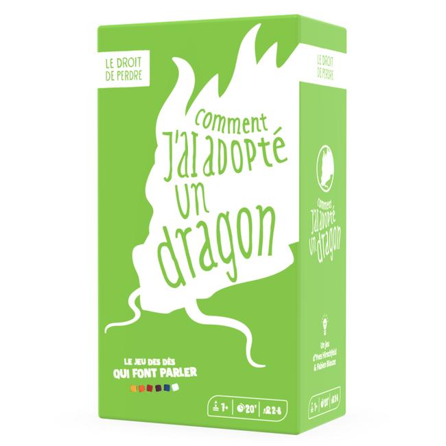 Le Droit de Perdre Comment j'ai adopté un Dragon [French]