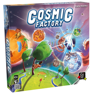 Gigamic Cosmic Factory [English]