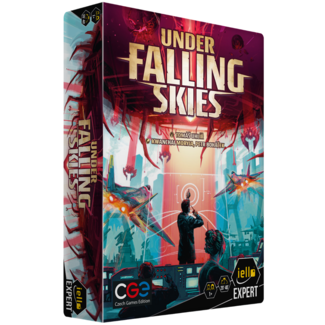 Iello Under Falling Skies [French]