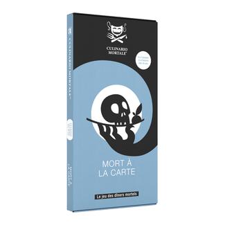 Culinario Mortale Mort à la carte [French]