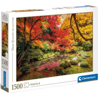 Clementoni Autumn Park (1500 pieces)