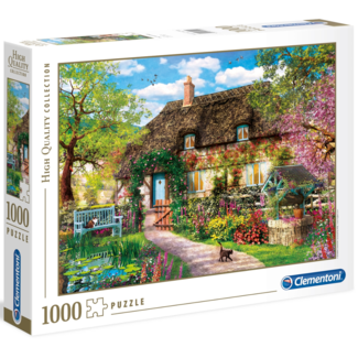 Clementoni The Old Cottage (1000 pieces)