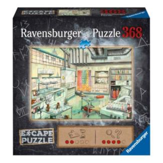 Ravensburger Escape Puzzle - Le laboratoire (368 pièces) [multilingue]