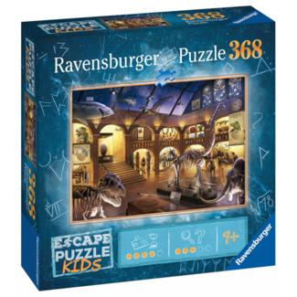 Ravensburger Escape Puzzle Kids - Le musée d'histoire naturelle (368 pièces) [multilingue]