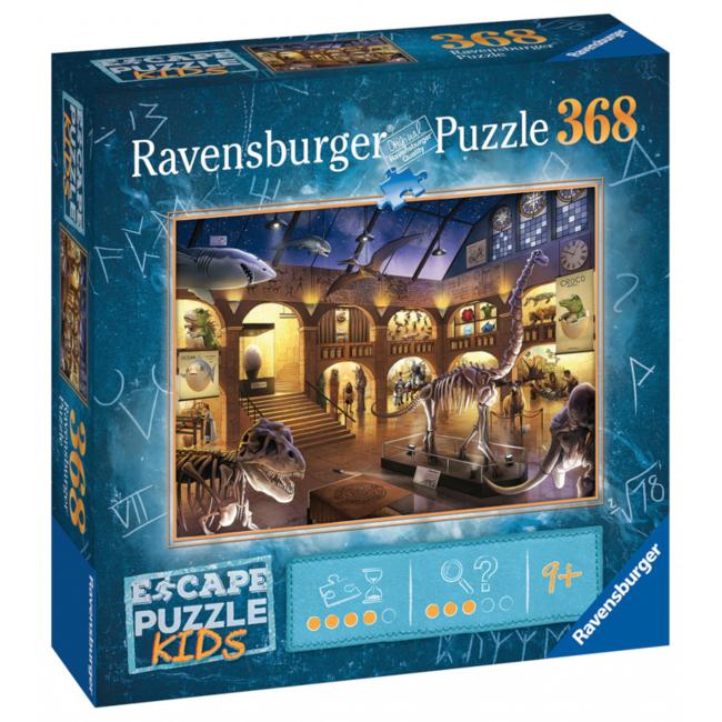 Ravensburger Escape Puzzle Kids - Museum Mysteries (368 pieces) [Multi]