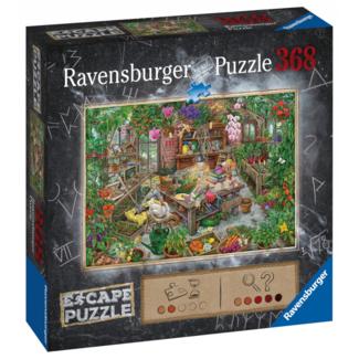 Ravensburger Escape Puzzle - Dans la serre (368 pièces) [multilingue]