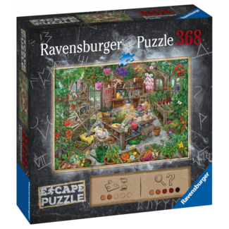 Ravensburger The Cursed Greenhouse (368 pieces) [Multi]