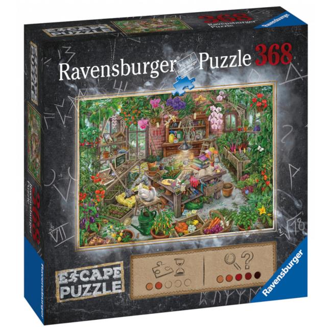 Ravensburger Escape Puzzle - The Greenhouse (368 pieces) [Multi]