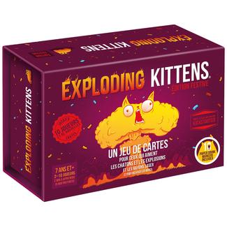 Exploding Kittens Exploding Kittens - Édition festive [French]